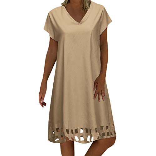 d3520da0ca5 Vectry Vestidos Casual De Mujer Vestidos Fiesta Largos para Boda Vestidos  Elegantes De Mujer Vestidos Largos